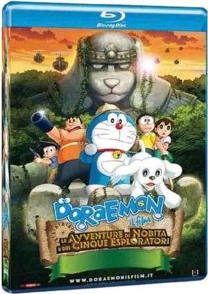 Doraemon il film - Le avventure di Nobita e dei cinque esploratori (2014) FullHD Untouched 1080p DTS-HD MA AC3 ITA JAP SUB - DDN
