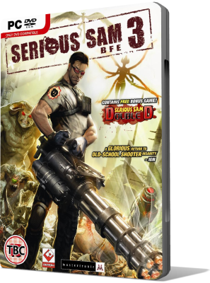 Serious Sam 3 BFE Gold Edition DOWNLOAD PC SUB ITA (2011)
