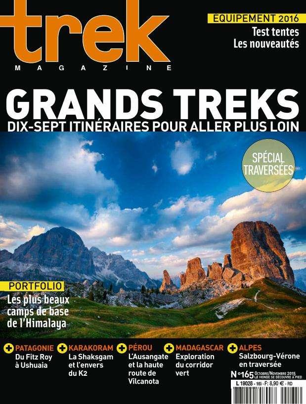 Trek Magazine - Octobre-Novembre 2015