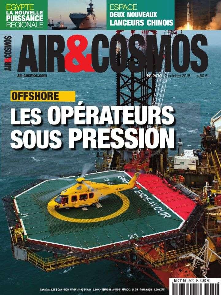 Air & Cosmos 2470 - 2 au 8 Octobre 2015