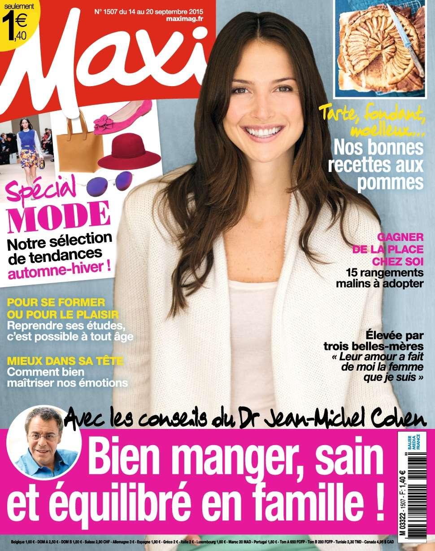 Maxi 1507 - 14 au 20 Septembre 2015