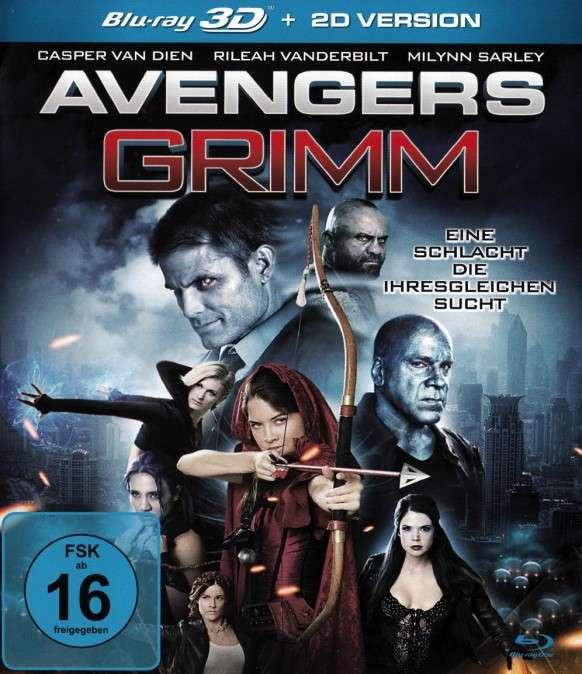 Avengers Grimm 3D (2015) MKV Half-SBS 1080p AC3 ITA DTS AC3 ENG