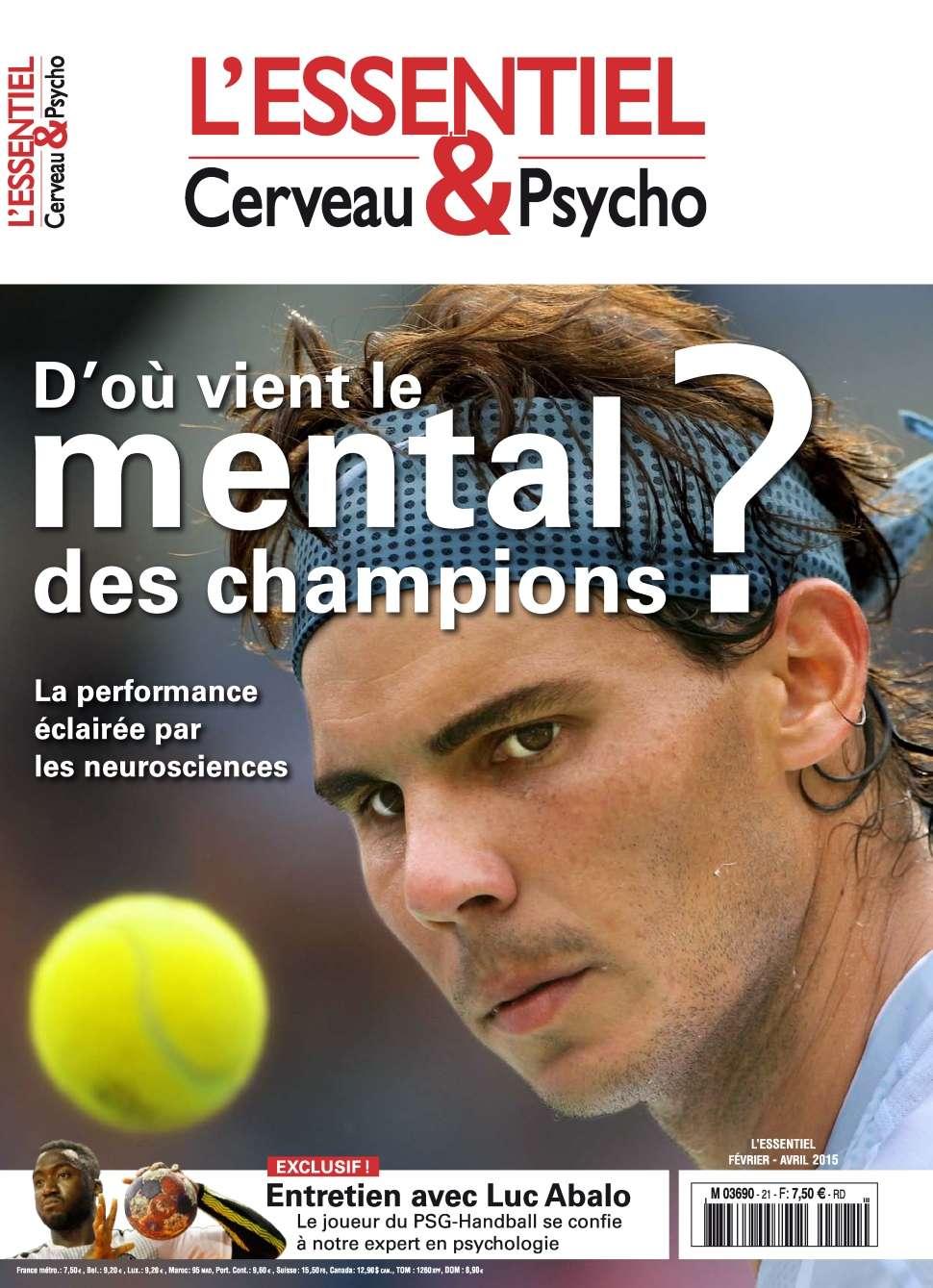 Cerveau & Psycho L'Essentiel 21
