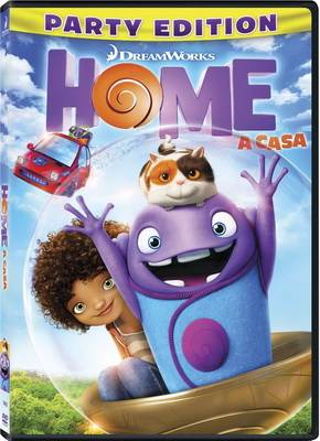 Home - A casa (2015) DVD9 Copia 1:1 Multi ITA - DDN