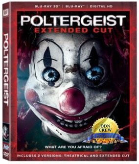 Poltergeist 3D (2015) Full Bluray 1080p AVC MVC iTA DTS ENG DTS-HD MULTI