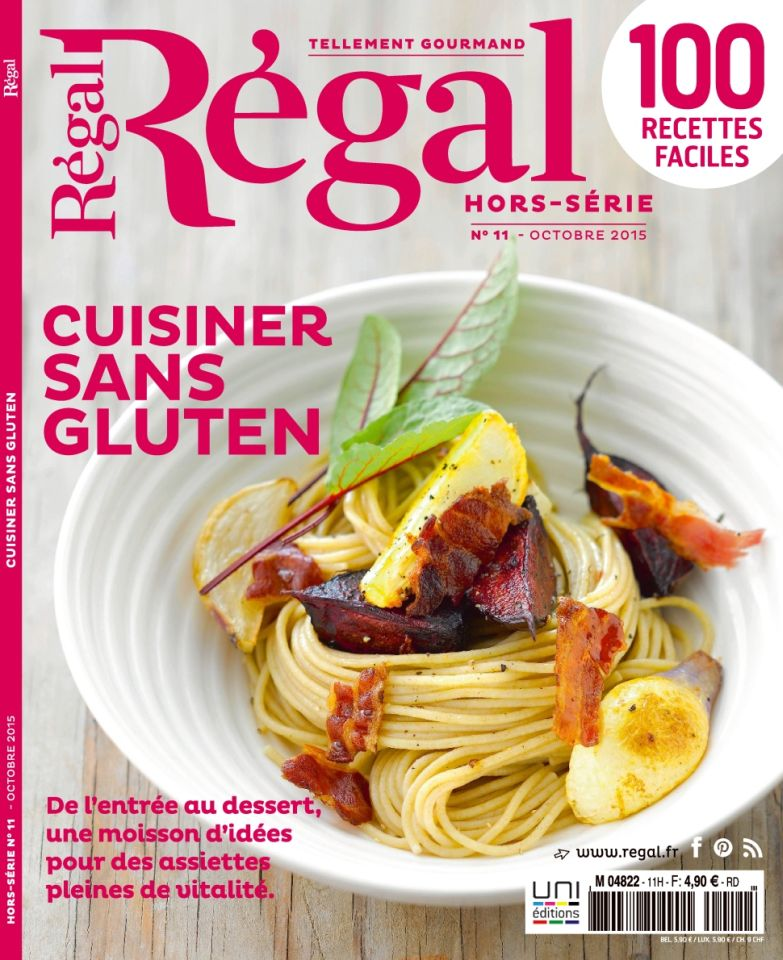 Régal Hors-Série 11 - Octobre 2015