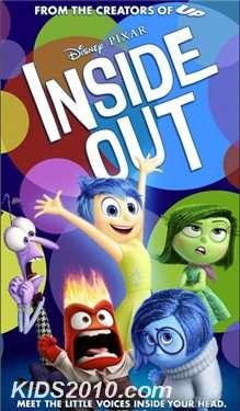 Inside Out / თავდაყირა (ქართულად)