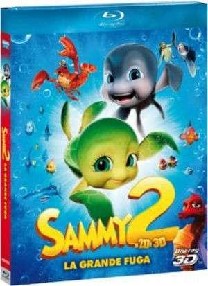 Sammy 2 - La Grande Fuga 2D+3D (2012) Full Blu Ray DTS HD MA