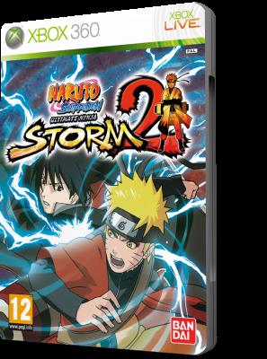 [XBOX360] Naruto Shippuden: Ultimate Ninja Storm 2 (2010) - SUB ITA