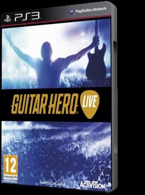 [PS3] Guitar Hero Live (2015) - FULL ITA