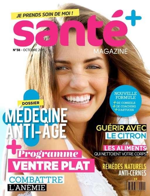 Santé + 38 - Octobre 2015