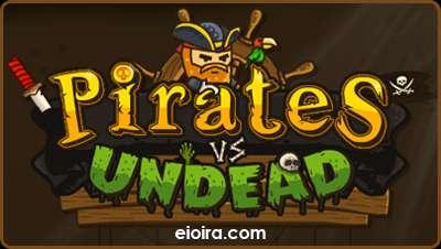 Pirates vs Undead Logo