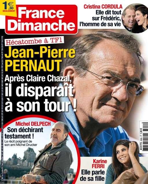 France Dimanche 3606 - 9 au 16 Octobre 2015