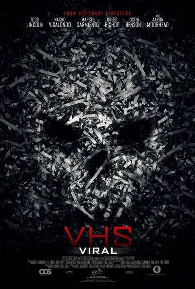 VHS Viral pelicula de terror