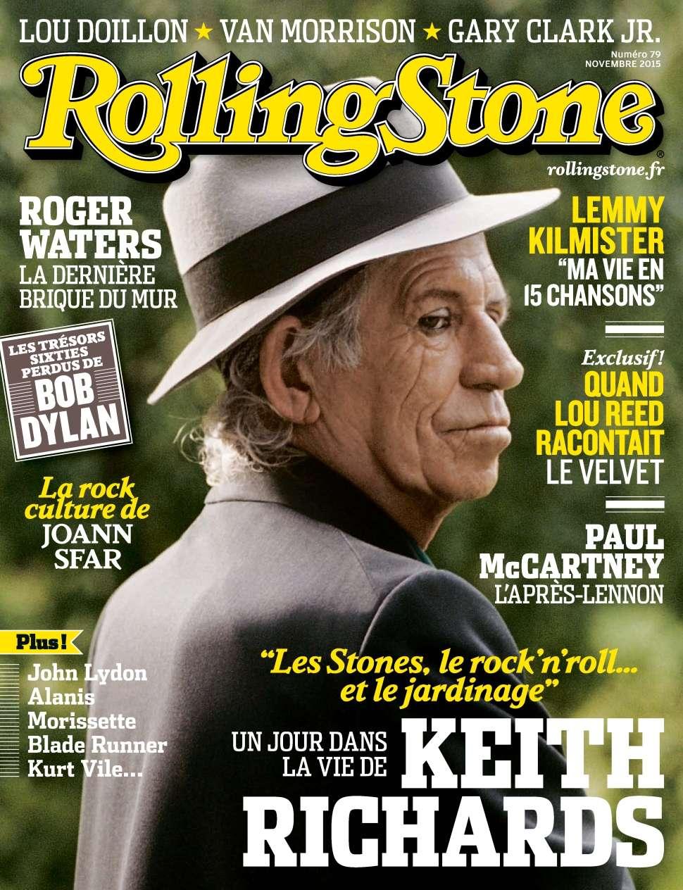 Rolling Stone 79 - Novembre 2015