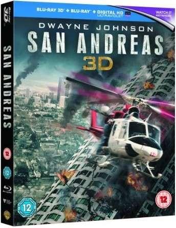 San Andreas 3D (2015) BluRay FULL AVC 1080p ITA DD ENG TrueHD Sub