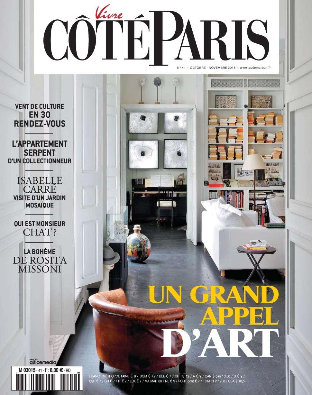 Vivre Côté Paris 41- Octobre / Novembre 2015