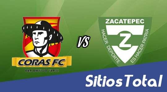Coras Tepic vs Zacatepec en Vivo - Copa MX