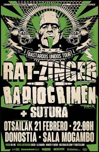 Rat-Zinger + Radiocrimen cartel