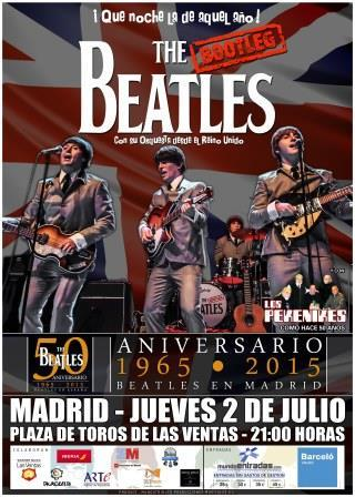 The Beatles homenaje
