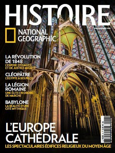 Histoire National Geographic 6