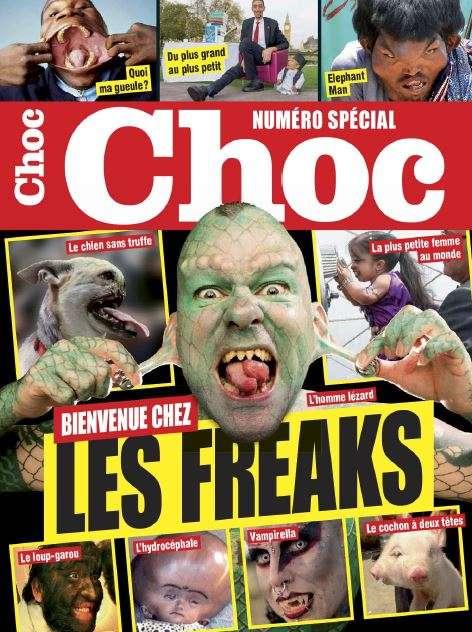 Choc 187 - 2 Octobre 2015