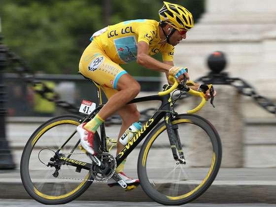 Vincenzo Nibali Tour de France 2014