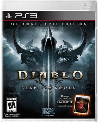 [PS3] Diablo III: Reaper of Souls - Ultimate Evil Edition (2014) - ENG