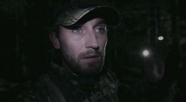 Pelicula de terror The Hunted 2013