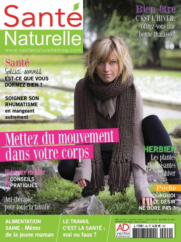 Santé Naturelle 49 - Janvier-Février 2016