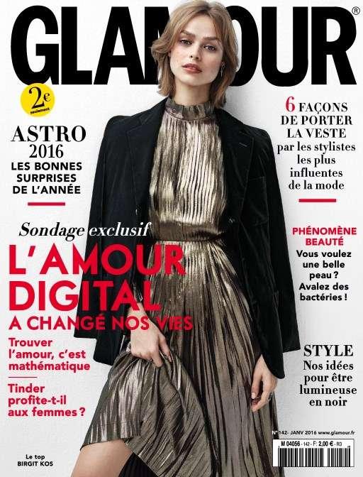 Glamour 142 - janvier 2016