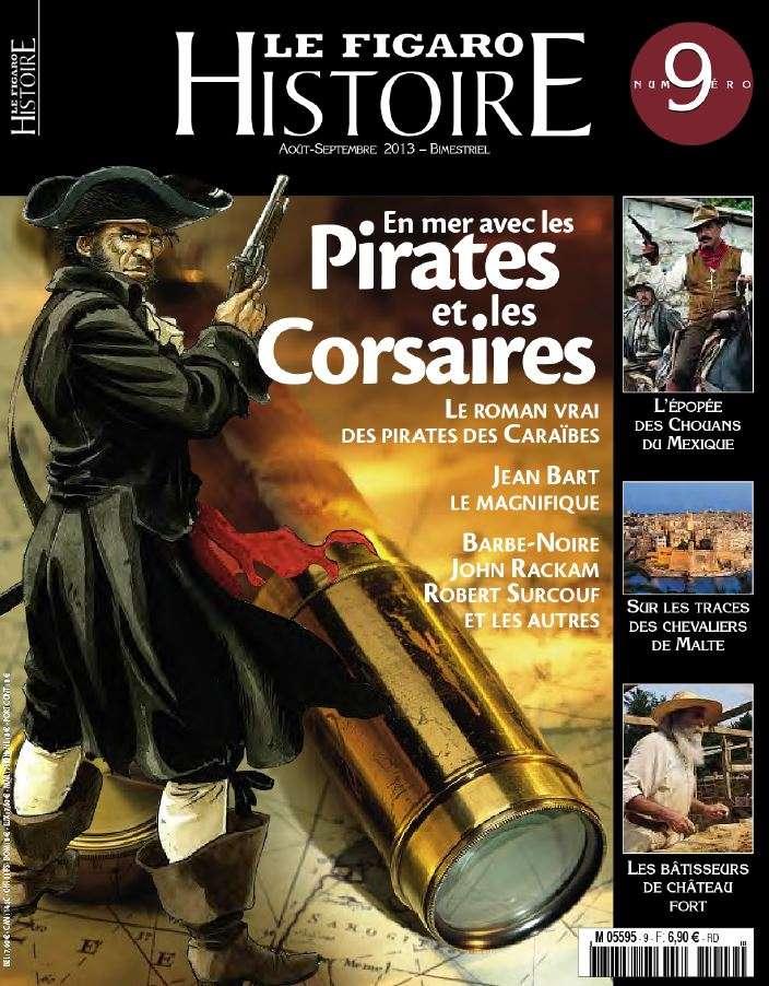 Le Figaro Histoire 9 - Août-Septembre 2013