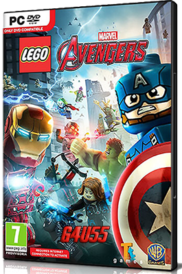 LEGO Marvel's Avengers Agents of S.H.I.E.L.D. Pack DLC DOWNLOAD PC ITA (2016)