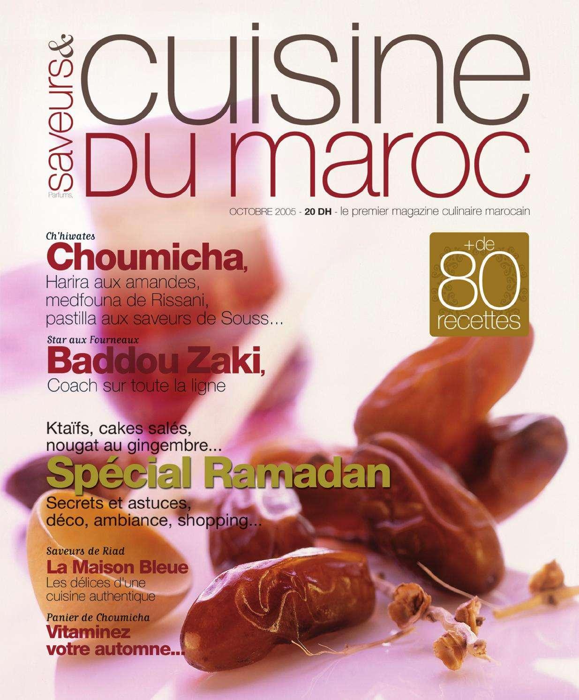 Saveurs & cuisine du maroc 1