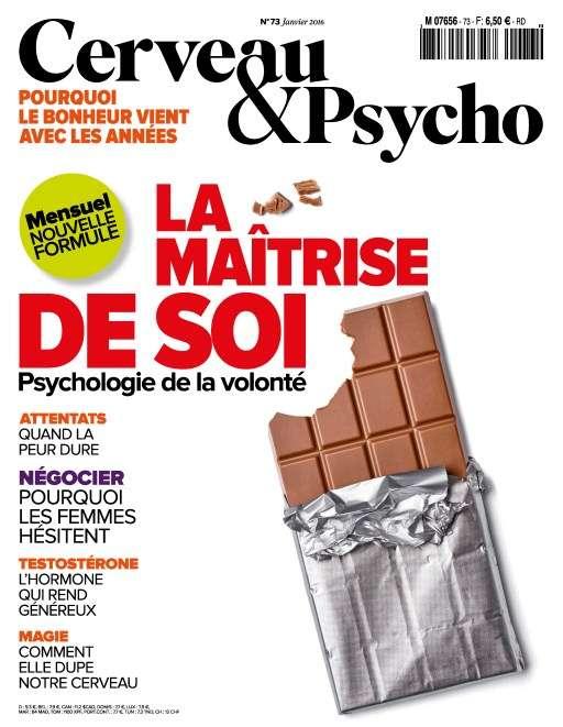 Cerveau & Psycho 73 - Janvier 2016