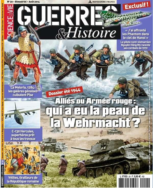 Science & Vie Guerres & Histoire 20 - Août 2014