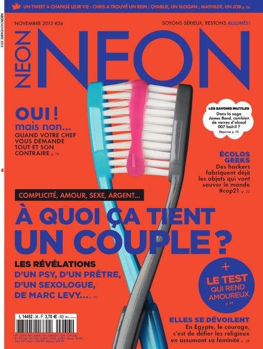 Neon 36 - Novembre 2015