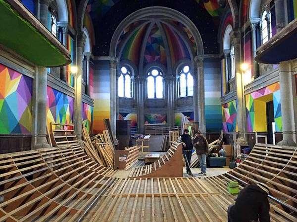 Kaos Temple Church Brigade
