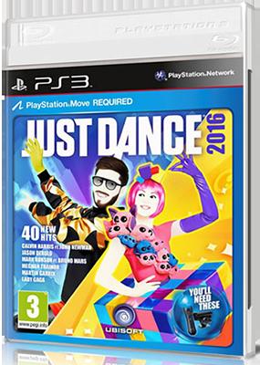 [PS3] Just Dance 2016 (2015) - SUB ITA