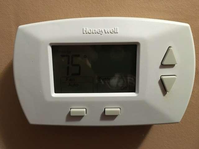 Goodman and Honeywell Auxiliary Heat Always On
