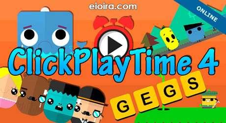 ClickPLAY Time 4 Logo