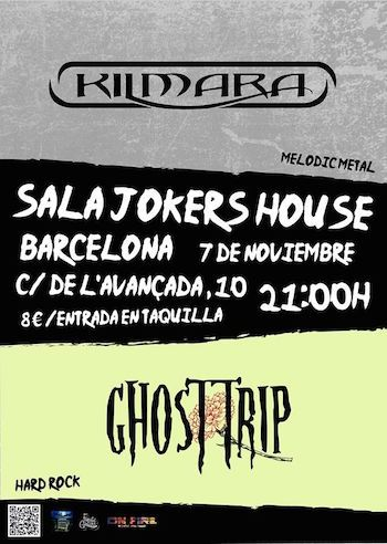ghost trip barcelona