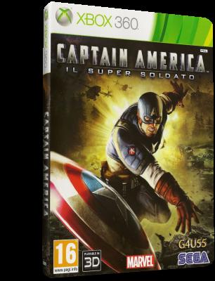 [XBOX360] Captain America: Il Super Soldato (2011) - FULL ITA
