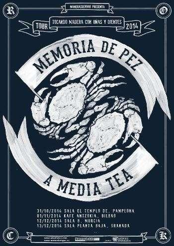 A Media Tea + Memoria de Pez