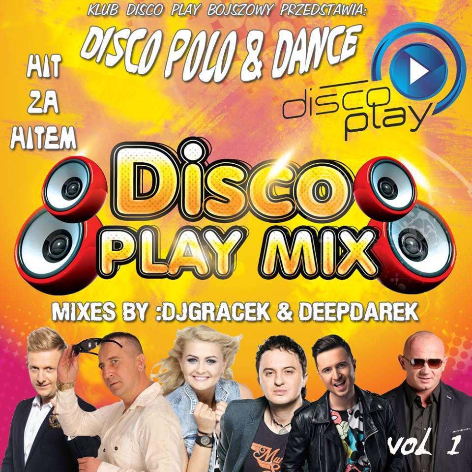 09-11-2015 - DISCO PLAY mix vol.1 mixes DJ GRACEK & DEEPDAREK