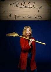 J.K. Rowling - Một Năm Trong Đời