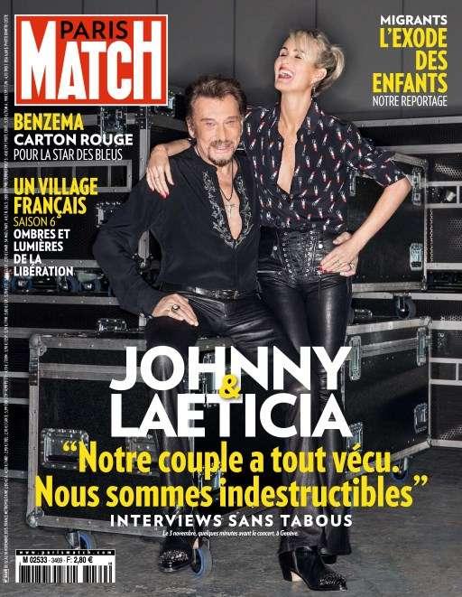 Paris Match 3469 - 12 au 18 Novembre 2015