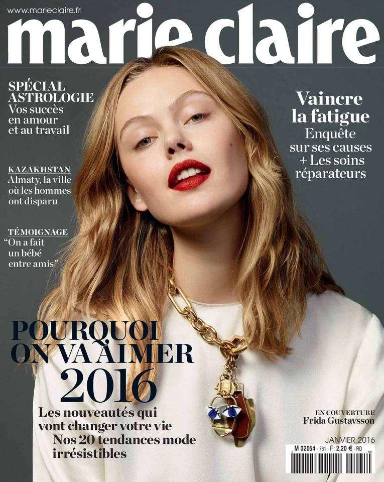 Marie Claire 761 - Janvier 2016