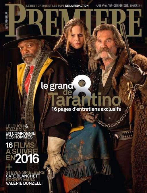 Première 466 - Décembre 2015 - Janvier 2016