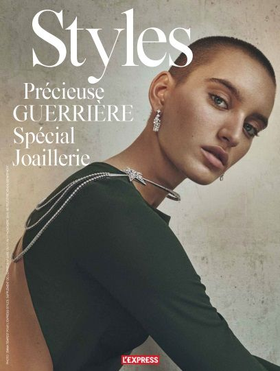 L'Express Styles - 11 au 18 Novembre 2015